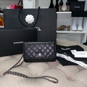 Black Caviar Chanel WOC